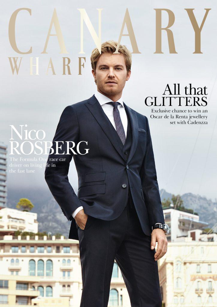 Canary Wharf Magazine