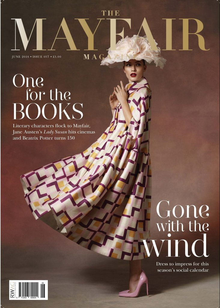 The mayfair magazine