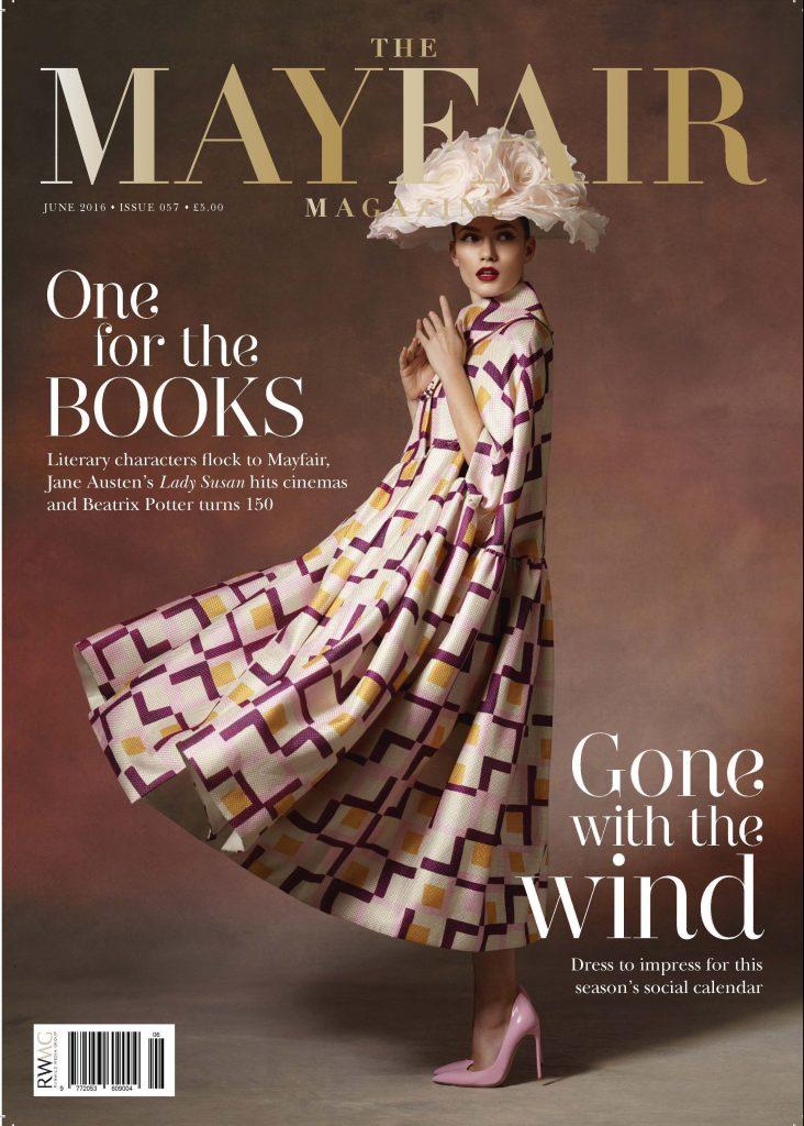 The mayfair magazine