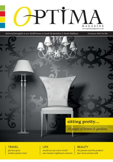 Optima Magazine - The Magazine Sales House