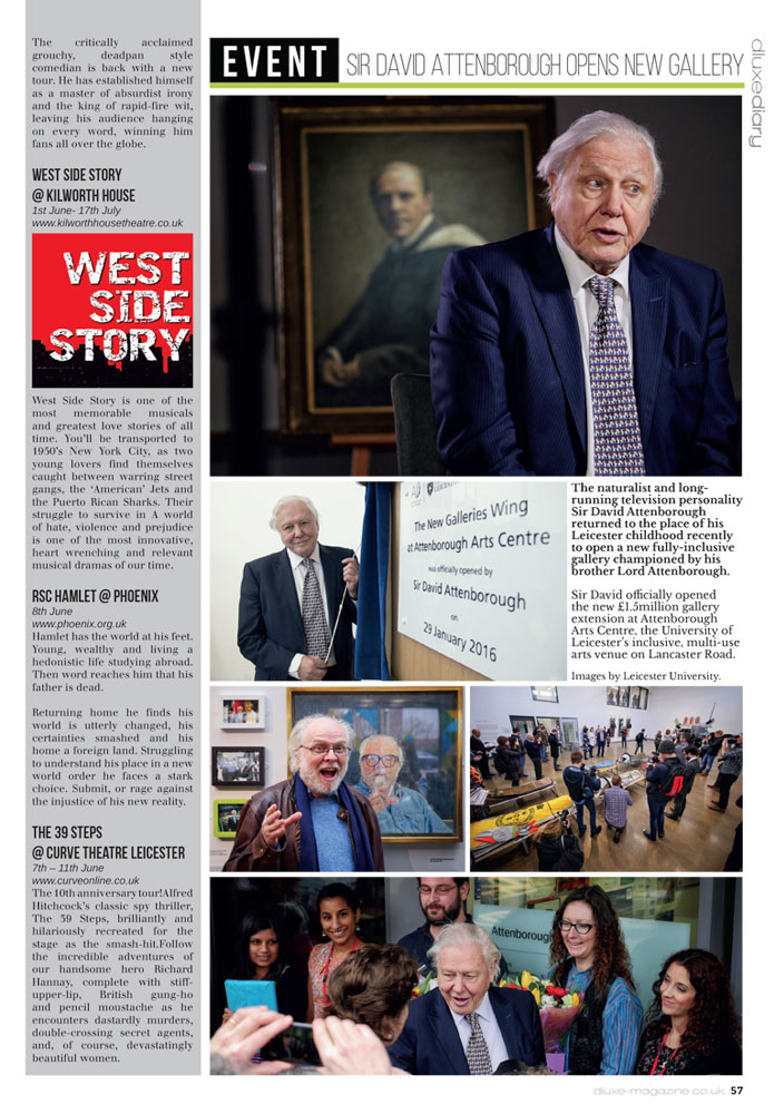 Dluxe Magazine (Leicestershire & Rutland)