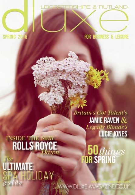 Dluxe Magazine (Leicestershire & Rutland) - The Magazine Sales House