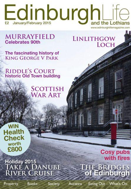 Edinburgh Life - The Magazine Sales House