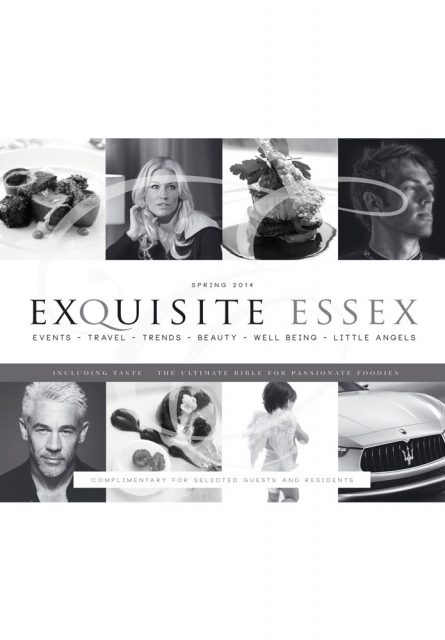 Exquisite Essex - The Magazine Sales House