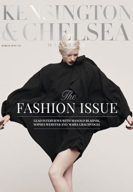 Kensington & Chelsea Magazine - The Magazine Sales House