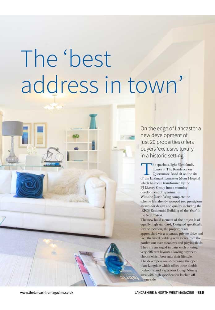 The Lancashire Magazine