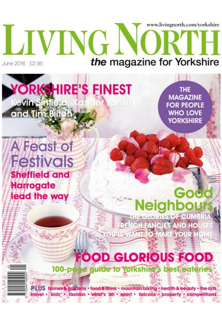 Living North (Yorkshire edition) - The Magazine Sales House