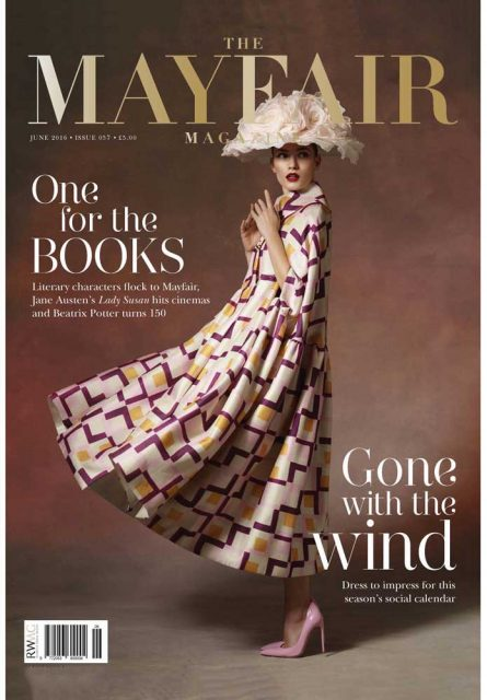 The Mayfair Magazine - The Magazine Sales House