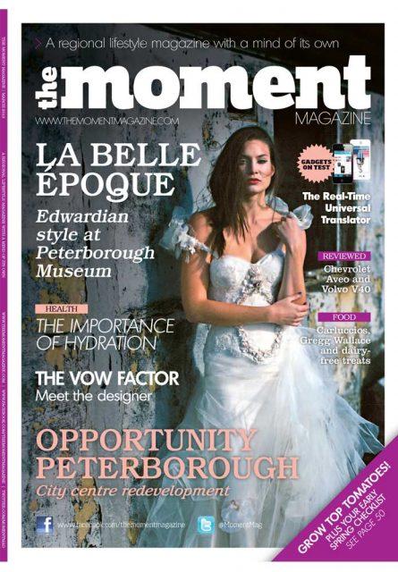 The Moment Magazine - The Magazine Sales House