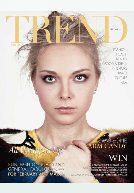 Trend - The Magazine Sales House