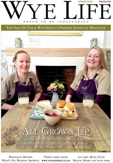 Wye Life - The Magazine Sales House